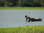 Pokomo Man Fishing on the Tana, 2010.jpg