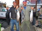 Todd and Jake Conduct a Pilot Study on Lure Preferences of Albacore Tuna, 2012.jpg