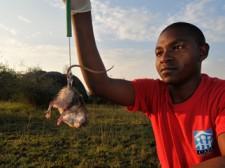 Stephen Kinyua (former MSc student, Moi U)